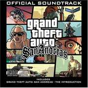 Grand Theft Auto: San Andreas / Game O.S.T. (CD) at Kmart.com