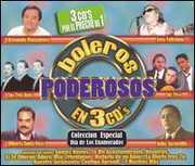 Boleros Poderosos en 3 CDS / Various (CD) at Kmart.com