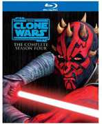 Star Wars: The Clone Wars - The Complete Season Four (Blu-Ray) at Kmart.com