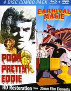Poor Pretty Eddie / Carnival Magic (Blu-Ray + DVD) at Kmart.com