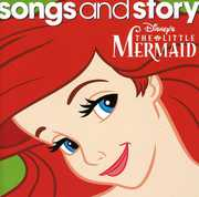 Songs & Story: The Little Mermaid (CD) at Kmart.com