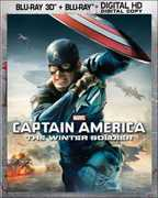 Captain America: The Winter Soldier (3-D BluRay + Digital Copy) at Kmart.com