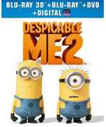 Despicable Me 2 (3-D BluRay + DVD + UltraViolet) at Kmart.com