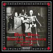 Blues Blues Hoodoo Halloween /  Various , Various Artists