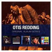 Original Album Series (5PC) , Otis Redding