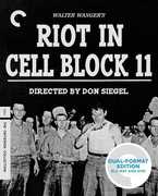CRITERION COLLECTION: RIOT IN CELL BLOCK 11 (Blu-Ray + DVD) at Kmart.com