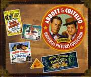 Abbott and Costello: The Complete Universal Pictures Collection (DVD) at Sears.com