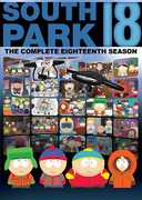 South Park: The Complete Eighteenth Season , Trey Parker