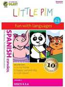 Little Pim: Spanish - Set 2 (DVD) at Kmart.com