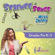 Science Songs with Miss Jenny & Friends (CD) at Kmart.com