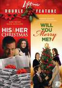 Lifetime Holiday Favorites: His and Her Christmas/Will You Merry Me (DVD) at Sears.com