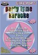 Party Tyme Karaoke: Girl Pop 5 / Various (DVD) at Sears.com
