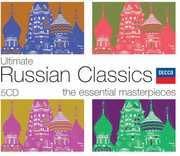 Ultimate Russian Classics /  Various , Various Artists