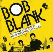 Blank Generation Blank Tapes Nyc 1975-1985 (CD) at Kmart.com