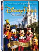 Disney Parks: The Secrets, Stories, and Magic Behind the Scenes (DVD) at Kmart.com