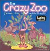Crazy Zoo-An Animal Songfest (CD) at Sears.com