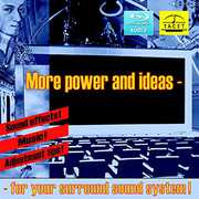 More Power & Ideas for Your Surround Sound System (BluRay Audio) at Kmart.com
