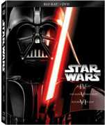 STAR WARS TRILOGY EPISODES IV-VI (Blu-Ray + DVD) at Kmart.com