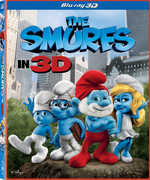Smurfs in 3D (3-D BluRay + DVD + UltraViolet) at Kmart.com