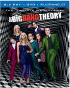 Big Bang Theory: Complete Sixth Season (Blu-Ray + DVD + UltraViolet) at Kmart.com