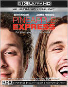 The Pineapple Express [4K Ultra HD + Blu-ray] , Seth Rogen