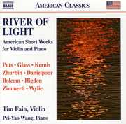 River of Light: American Short Works for Violin & Piano (CD) at Kmart.com
