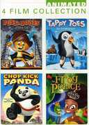 Animated 4 Film Collection: Puss in Boots/Tappy Toes/Chop Kick Panda/The Frog Prince (DVD) at Kmart.com