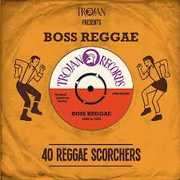 Trojan Records Presents: Boss Reggae 40 Reggae /  V