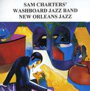 Sam Charters Washboard Jazz Band: New Orleans (CD) at Sears.com