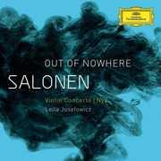 Esa-Pekka Salonen: Out of Nowhere - Violin Concerto; Nyx (CD) at Sears.com