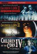 Children of the Corn Triple Feature: Children of the Corn II-IV (DVD) at Kmart.com