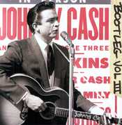 Bootleg Series 3: Live Around the World (180 gram, 3PC) [Import] , Johnny Cash