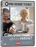 Frontline: Can You Afford to Retire (DVD) at Kmart.com