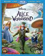 Alice in Wonderland (Blu-Ray + DVD + Digital Copy) at Kmart.com