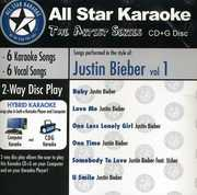 Karaoke: Justin Bieber 1 / Various (CD) at Kmart.com