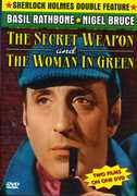 Sherlock Holmes and the Secret Weapon/The Woman in Green (DVD) at Kmart.com