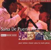 Rough Guide to Salsa de Puerto Rico / Various (CD) at Kmart.com