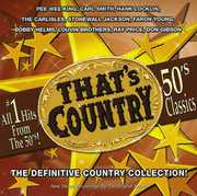 That's Country: 50's Classics / Various (CD) at Kmart.com