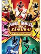 POWER RANGERS SUPER SAMURAI: THE COMPLETE SEASON (DVD) at Kmart.com