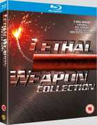LETHAL WEAPON COLLECTION 1-4 (Blu-Ray) at Kmart.com