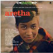 With the Ray Bryant Combo , Aretha Franklin