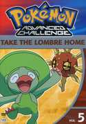 Pokemon Advanced Challenge, Vol. 5: Take the Lombre Home (DVD) at Sears.com