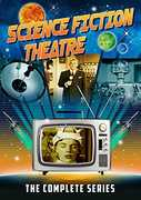 Science Fiction Theatre: The Complete Series (9PC) , Truman Bradley