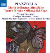 Piazzolla: Mar?a de Buenos Aires Suite; Verano Porte?o; Milonga del ?ngel (CD) at Sears.com