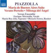 Piazzolla: Mar?a de Buenos Aires Suite; Verano Porte?o; Milonga del ?ngel (CD) at Sears.com