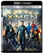 X-Men Days of Future Past [4K Ultra HD + Blu-ray + Digital HD]