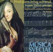 Hvad Glans, Behag och Smak: Eighteenth-century Sweden in Music (CD) at Kmart.com