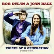 Voices of a Generation (2PC) [Import] , Bob Dylan & Joan Baez