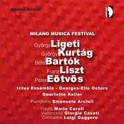 Milano Musica Festival: Ligeti, Kurt?g, Bart?k, Liszt, E?tv?s (CD) at Kmart.com