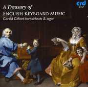 A Treasury of English Keyboard Music (CD) at Kmart.com